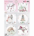 Marianne Design Knipvel Els Wedding Dreams EWK1266