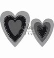 Marianne Design Craftables Nest Die Hearts CR1461