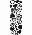 Marianne Design Craftables Punch Die Sweet Hearts CR1460