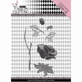 Yvonne Creations Die Petty Pierrot - Rose YCD10163