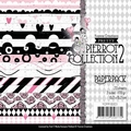 Yvonne Creations Paperpack Pretty Pierrot YCPP10021