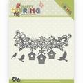 Precious Marieke Snijmal Happy Spring - Birdhouses PM10148