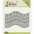 Precious Marieke Snijmal Happy Spring - Borders PM10146