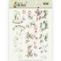 Precious Marieke knipvel Happy Spring - Flowers CD11265