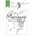 Marianne Design clear stamp Hetty's Musical Fairy HT1643