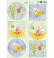 Marianne Design Knipvel - Hetty's Fairies HK1706