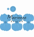 Marianne Design Creatables Poppy LR0587