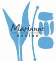Marianne Design Creatables Build a Tulip LR0586