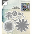 Joy Crafts Snijmal Passiflora 6002/1242