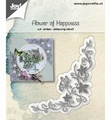 Joy Crafts Snijmal Flower of Happiness 6002/1186
