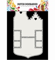 Dutch Doobadoo Dutch Card Art Fold Small Houses 470.713.701