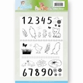 Jeanine's Art Clear Stamp Young Animals JACS10024