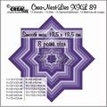 Crea-Nest-Lies set mallen nummer 89 XXL   CLNest89XXL