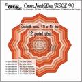 Crea-Nest-Lies set mallen nummer 90 XXL   CLNest90XXL