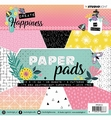 Studio Light Paper Pad Create Happiness PPCR112