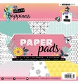 Studio Light Paper Pad Create Happiness PPCR111
