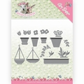 Amy Design Snijmal Spring is Here Flower Pots ADD10169