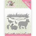 Amy Design Snijmal Spring is Here Spring Animals ADD10167