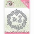 Amy Design Snijmal Spring is Here Circle of Roses ADD10166