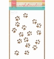 Marianne Design Mask Stencil Tiny's Cat Paws PS8029