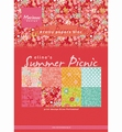 Marianne Design Pretty Papers Eline's Summer Picnic PB7056