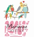 Marianne Design Collectables Eline's Birds COL1465