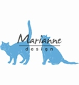Marianne Design Creatables Tiny's Cats LR0591