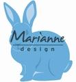 Marianne Design Creatables Bunny LR0589
