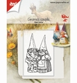 Joy! Crafts Clear Stamp Kabouterstel 6410/0509