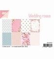 Joy! Crafts Papierset Wedding Roses 6011/0611