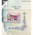 Joy Crafts Snijmal Dandy Corner 6002/1226