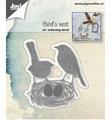 Joy Crafts Snijmal Vogel en Nest 6002/1189