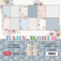 Craft & You Papierblok Baby World CPB-BW15