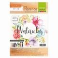 Vaessen Aquarelpapier Florence A4 Texture 2911-0003