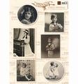Marianne Design Knipvel Vintage Children 1 VK9533*