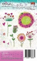 Polka Doodles Clear Stamp Flower Power 2    PD7491