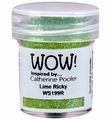 WOW Embossing Poeder Glitter Lime Rickey WS199R
