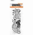 Studio Light Clear Stamp Grunge 364  STAMPSL364