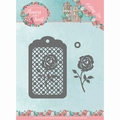 Yvonne Creations Die Fowers with a Twist - Label YCD10166