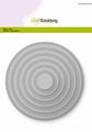 Craft Emotions Snijmal Big Nesting Cirkels 115633/0901