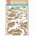 Marianne Design Mask Stencil Tiny's Ocean PS8032