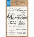 Marianne Design clear stamp Strand CS1024