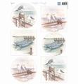 Marianne Design Knipvel - Mattie's Mooiste Boats MB0180