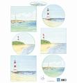 Marianne Design Knipvel Tiny's Lighthouses IT611