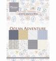 Marianne Design Pretty Papers Ocean Adventure PK9162