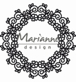 Marianne Design Craftables Floral Doily CR1470