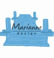 Marianne Design Creatables Tiny's Beach Jetty LR0597