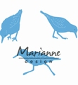 Marianne Design Creatables Tiny's Sand Pipers LR0596