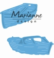 Marianne Design Creatables Tiny's Boats LR0594
