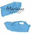 Marianne Design Creatables Tiny's Boats LR0594